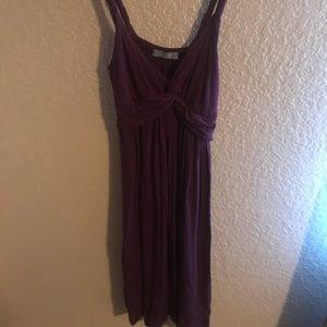 Delias Purple Dress